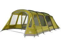 Vango Neva 600 xl 6 man tent, carpet and footprint