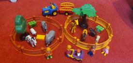 Playmobil Farm Set