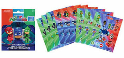 Mask Party Favors (111 PJ Masks Stickers Party Favors Teacher Supply Catboy Geiko)