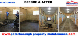 BARN CLEANING SERVICES Peterborough Peterborough Area image 3