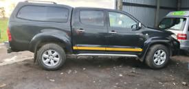 4x4s Wanted, Toyota Hilux, Mitsubishi L200, Isuzu Rodeo/Dmax, Ranger.