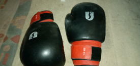 Boxing gloves 12 oz