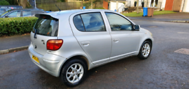 Toyota YARIS 1.3 VVT-i cour collection 5d