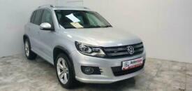 image for 2013 Volkswagen Tiguan R LINE TDI BLUEMOTION TECHNOLOGY 4MOTION Estate Diesel Ma