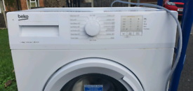Beko washing machine _ free delivery