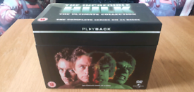 THE INCREDIBLE HULK COMPLETE TV SERIES BOXSET DVDS