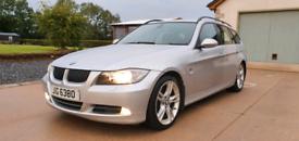 2007 BMW 330d Touring e91 *Remapped* *6 Speed Manual* Estate e90 Avant