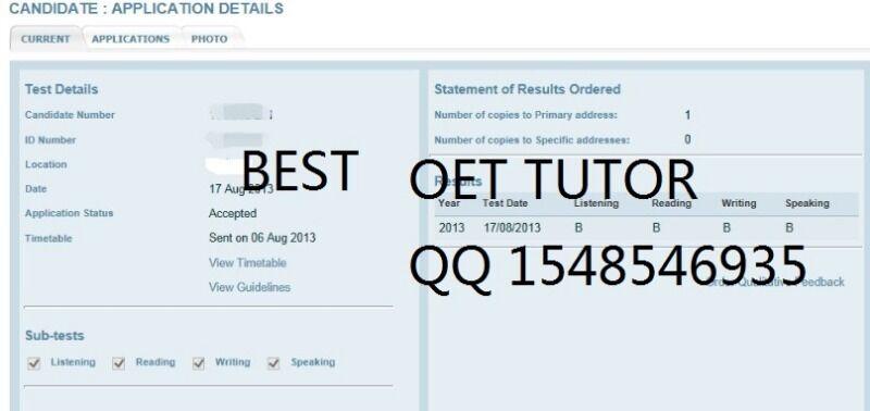 Nursing OET, Passing OET Guaranteed - Best OET Preparation