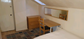 Nice double room WiFi. £70pw including all bills