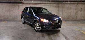 Lease transfer Mazda CX-5 2016.5 bleu, AWD