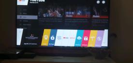 Lg 43 inch tv led smart 4k tv