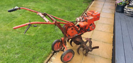 Wolseley Merry Tiler - Briggs & Stratton Engine. Rotorvator.