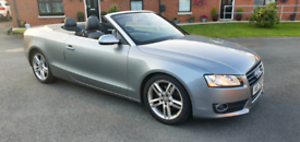 Absolutely mint audi a5 convertible 2.0 diesel newer engine