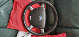 Ford mondeo st steering wheel