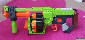 NERF GUNS TOYS