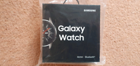 Brand new sealed Galaxy watch 46mm by Samsung