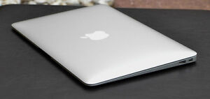 Mac Book air  2014 mint with box case bag, ms office