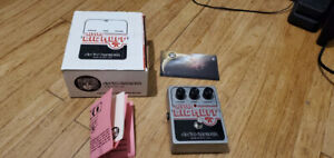 Electro Harmonix Little Big Muff Guitar Fuzz Pedal