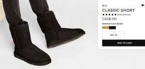 0e0938e45d3 Ugg Boots   Kijiji in British Columbia. - Buy, Sell & Save with ...