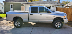 2007 Dodge Ram Sport 4x4 Low Kms Safetied Lifted Private Sale
