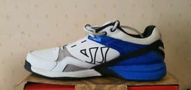 New - Bushido warrior shoes- size 12.5 uk