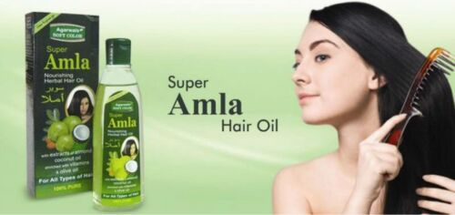Olio Di Amla Per Capelli 400 ml promuovere una crescita rigogliosa dei capelli