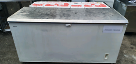 Gram commercial Deep freezer Steel lid with guaranty fully working
