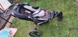 Baby jogger sports stroller