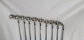 Taylormade r7 irons (3-sw)