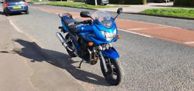 2005 Suzuki bandit 650 abs ono
