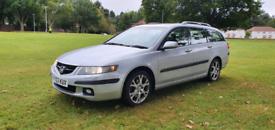 2003 Honda Accord 2.4 I-VTEC Executive Automatic Estate