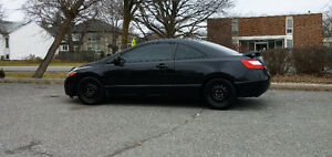 2008 Honda Civic Coupe - PRICE LOW TO SELL QUICK!