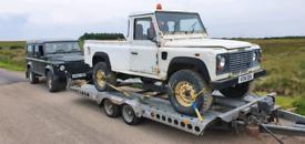 Land Rover Defenders Wanted TDI/TD5/TDCI, 90/110 HARD TOPS/CSW, TRUCKS