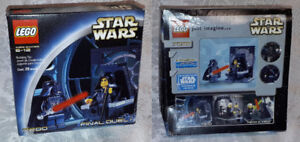 Misc. Star Wars LEGO and modern collectibles