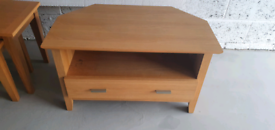 Morris Furniture Oak TV Stand - need to sell asap