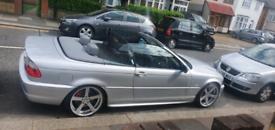 BMW 330ci manual