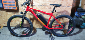 New Voodoo hoodoo 29er bafang 35mph 1000w ebike electric bike mtb