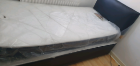 Good condition single bed