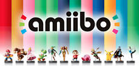 Amiibos for trade only