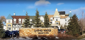 Living Water Resort & Spa - Collingwood - 7 nights(2 bed/2bath)