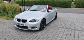 BMW 320i M sports convertible