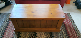 Beautiful oak chest From Next