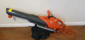 Flymo Scirocco Electric Leaf Blower Vacuum 3000w