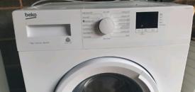 White washing machine _ free delivery