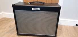 Boss Nextone Artist. 80w guitar amp with cover. As new