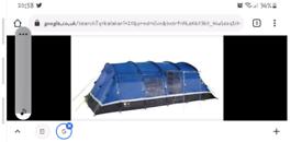 Kalahari 10 tent