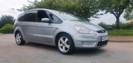 FORD S-MAX S MAX 2.0TDCI LONG MOT 7 SEATER