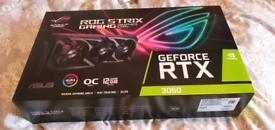 Asus ROG Strix 3060 OC 12GB graphics card