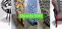Decor by SDH: Redesigned Upholstery