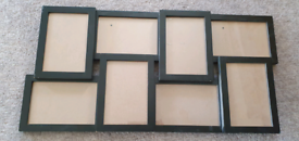 2 x multiple picture frames